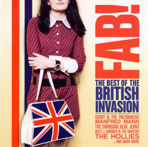 Top Ten Fab Pictures: Fab!: The Best Of The British Invasion, Vol. 2