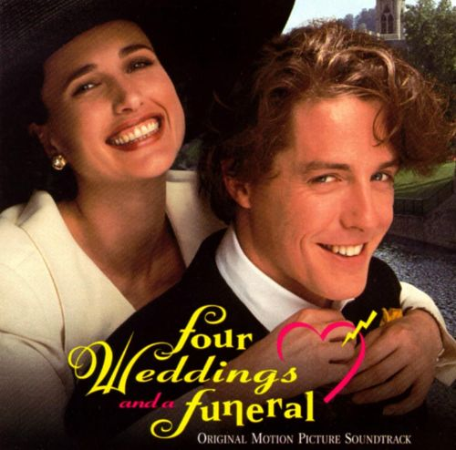 Weddings And A Funeral | Four Weddings And A Funeral Original Soundtrack Songs Reviews