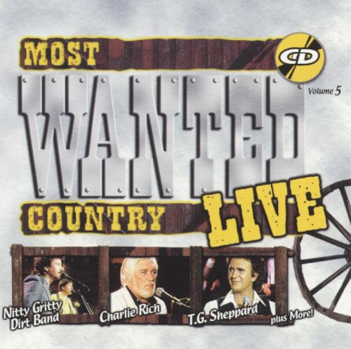 Most Wanted Country Live, Vol. 5
