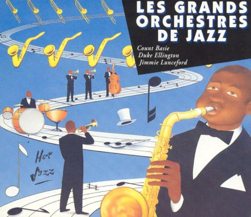 Great Jazz Orchestras
