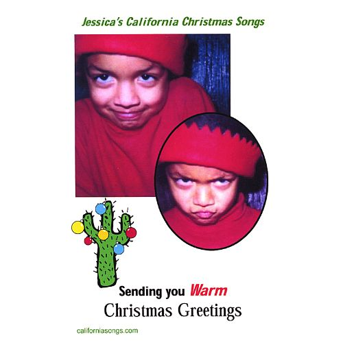 Jessica's California Christmas Songs