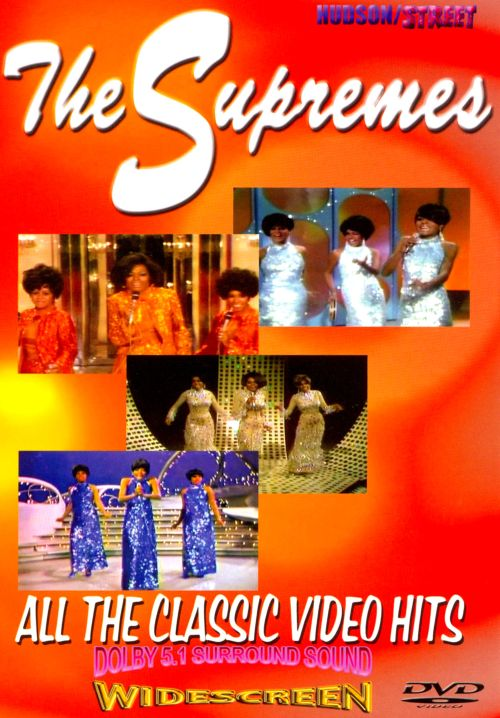 All the Classic Video Hits [DVD]