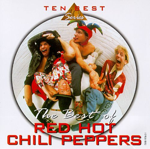 976524fd71 The Best of Red Hot Chili Peppers  EMI  - Red Hot Chili Peppers ...