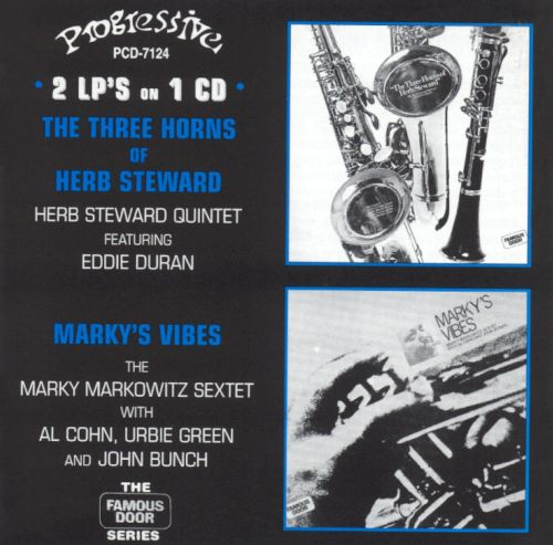 The Three Horns of Herb Steward/Marky's Vibes