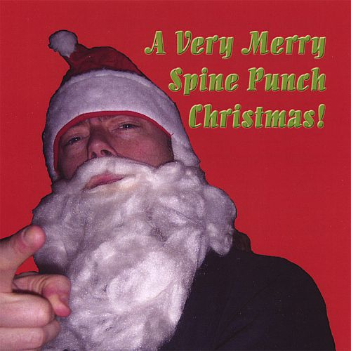 A Very Merry Spine Punch Christmas