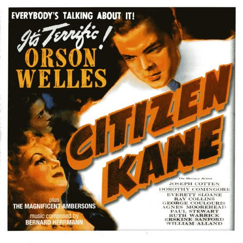 Citizen Kane//Magnificent Ambersons