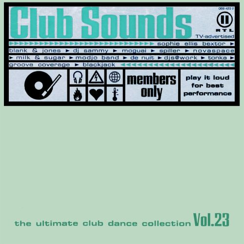 Club Sounds, Vol. 23