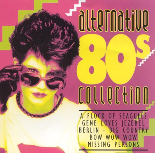 Alternative 80s Collection