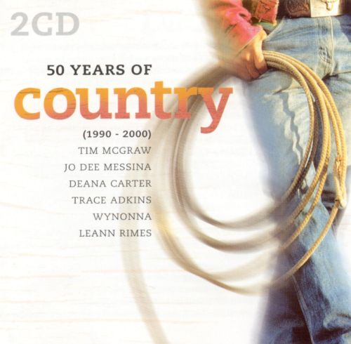 50 Years of Country (1990-2000)