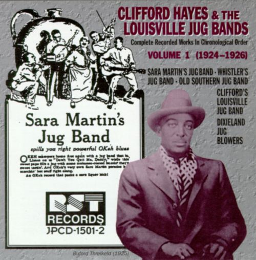 Clifford Hayes & the Louisville Jug Bands, Vol. 1