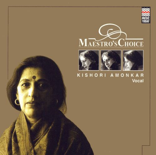 Maestro's Choice -- Kishori Amonkar