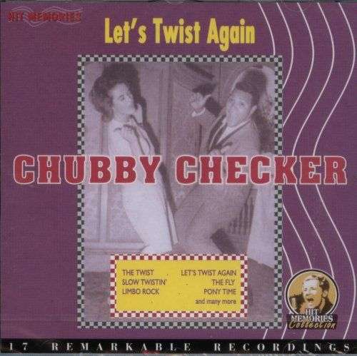 Have removed chubby checker the change has come