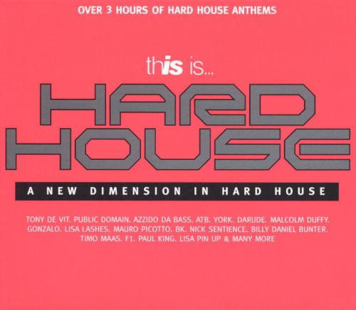 This Is Hard House Anthems