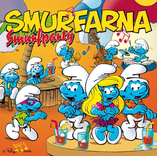 Smurfarna Smurfparty