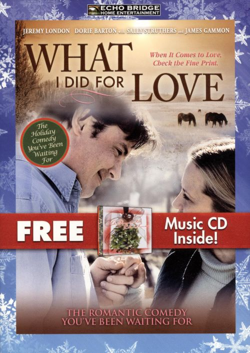 What I Did for Love [DVD/CD]