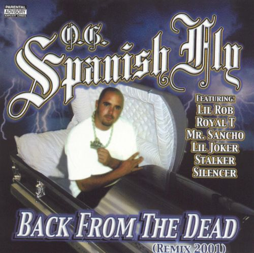 Back from the Dead: Remix 2001