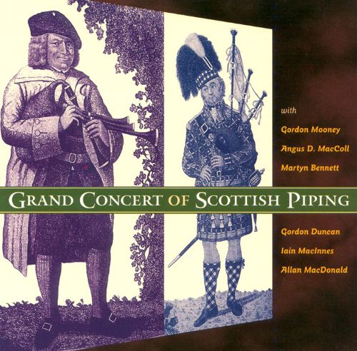 Grand Concert of Scottish Piping