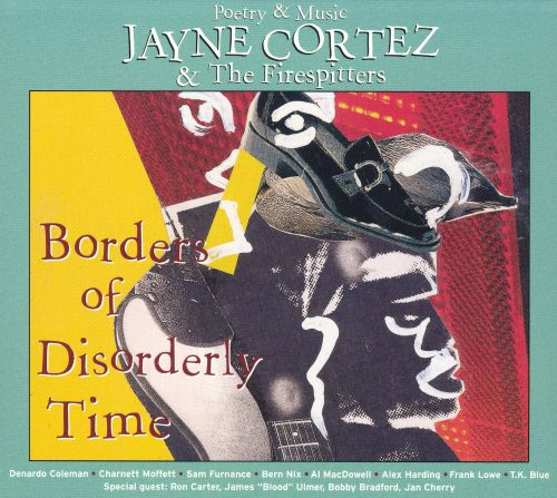 Borders of Disorderly Time