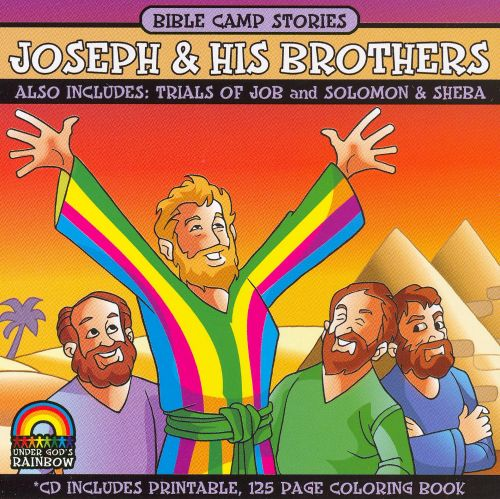 Image result for joseph and his brothers