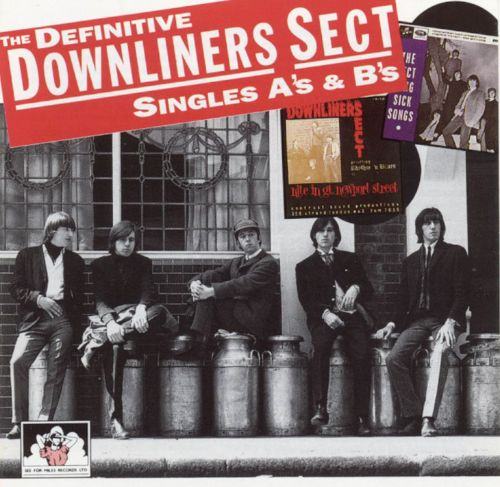 The Definitive Downliners Sect: Singles A's & B's