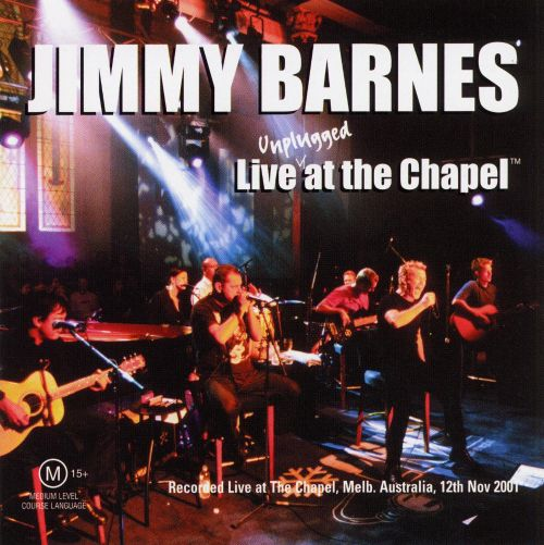 Live & Unplugged at the Chapel