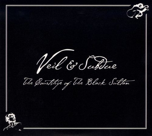 Veil & Subdue: The Courtship of the Black Sultan