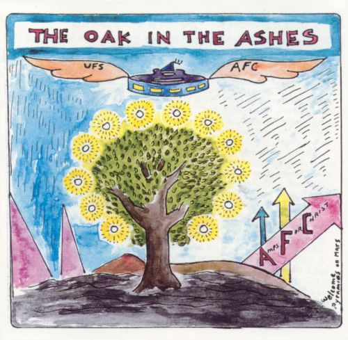The Oak in the Ashes