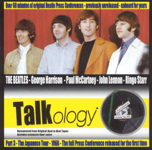 Talkology: The Lost Press Conferences 1966 Japan, Vol. 3