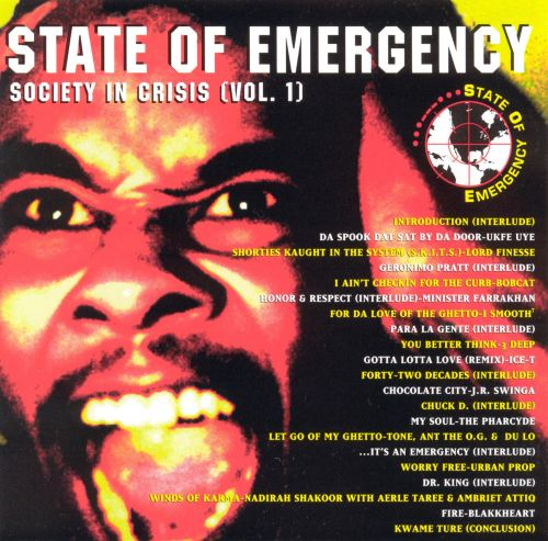State of Emergency (Society in Crisis, Vol. 1)
