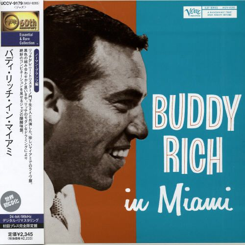 Buddy Rich in Miami