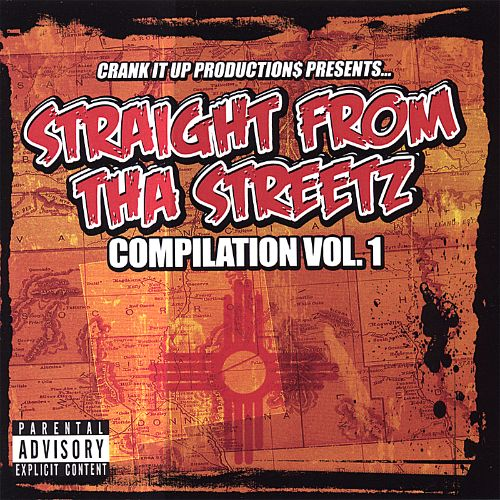 Straight from tha Streetz Compilation, Vol. 1
