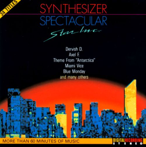 Synthesizer Spectacular [Star]