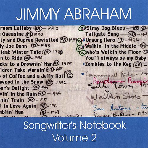Songwriter's Notebook, Vol. 2