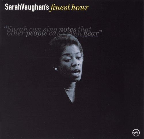 Sarah Vaughan: Finest Hour