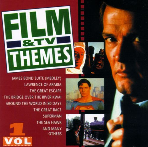 Film & TV Themes, Vol. 1 [Galaxy]