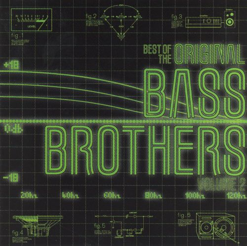 The Best of the Original Bass Brothers, Vol. 2
