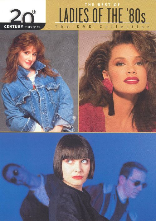 20th Century Masters - DVD Collection: Ladies of the '80s