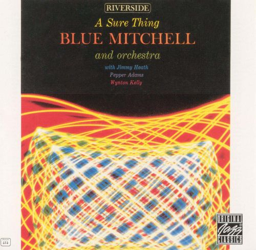Image result for blue mitchell a sure thing