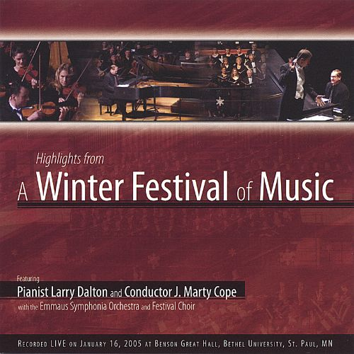A Winter Festival of Music
