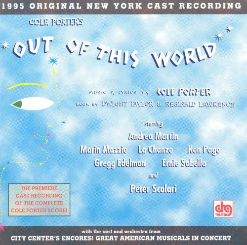 Out of This World [1995 New York Concert Cast]
