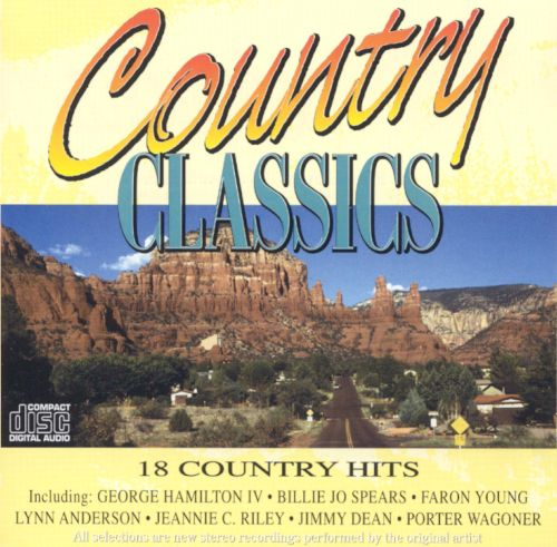 Country Classics: 18 Country Hits