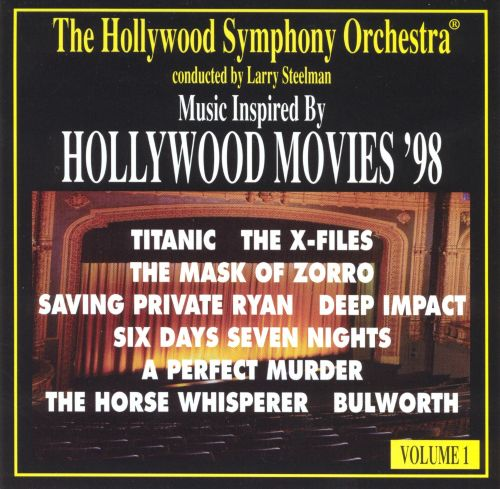 Hollywood Movies '98: Scores, Vol. 1