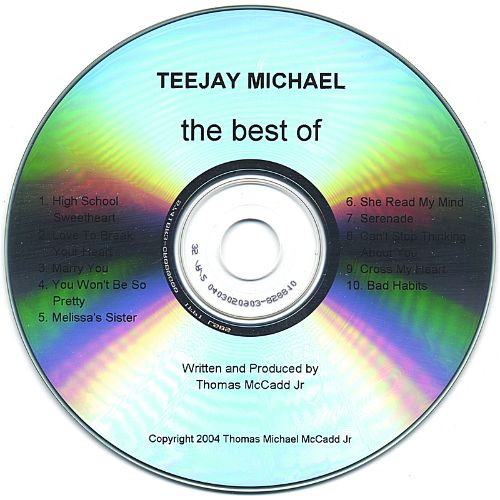 The Best of Teejay Michael