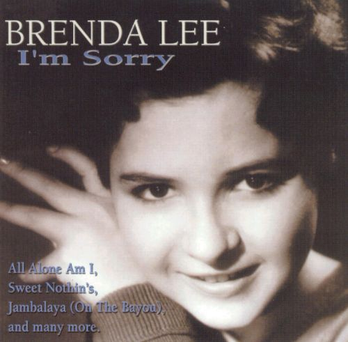Image result for i'm sorry brenda lee
