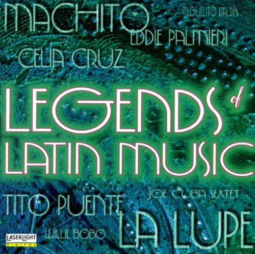 Legends of Latin Music [Delta]