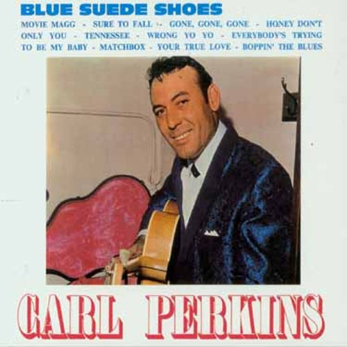 Blue Suede Shoes: 50th Anniversary