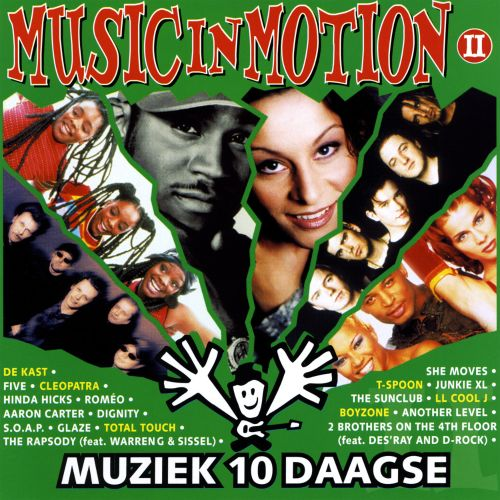 Music in Motion, Vol. 2