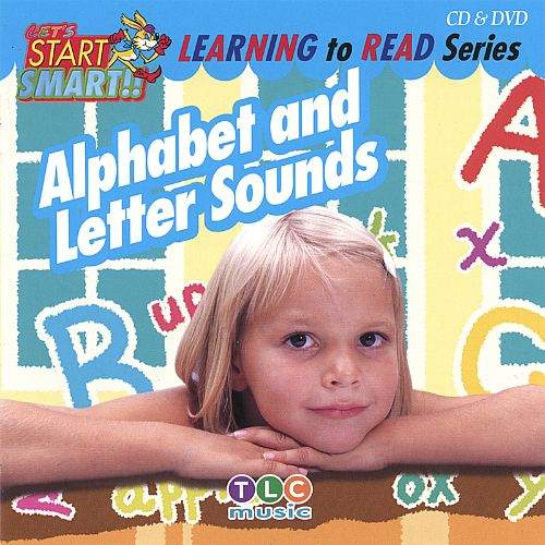 Let's Start Smart: Alphabet and Letter Sounds CD & DVD
