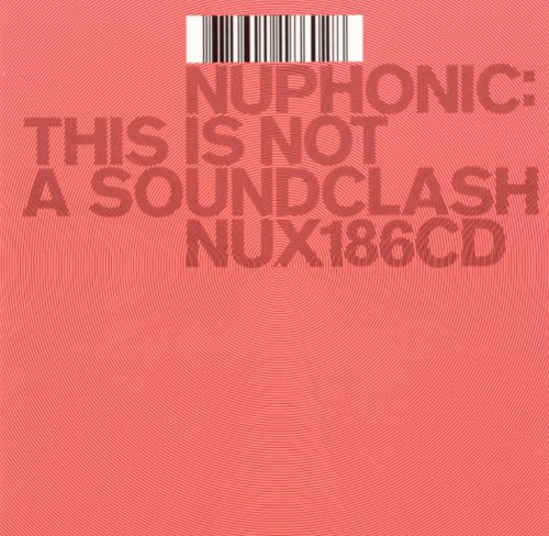 This Is Not a Soundclash