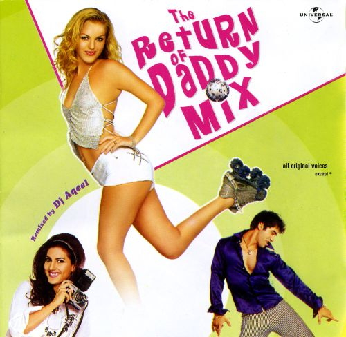 The Return of Daddy Mix